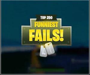 funny 250 fortnite fails